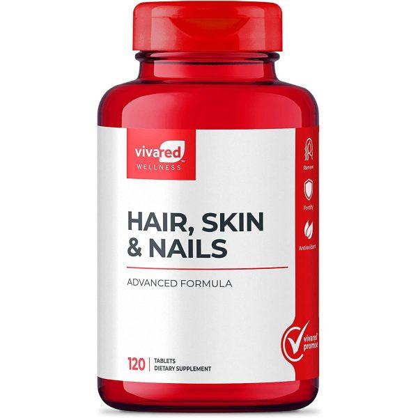 Hair, Skin, and Nails