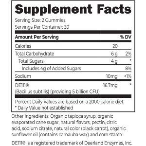 Probiotic Element Gummy